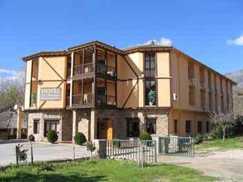 Foto de Hotel Los Arenales